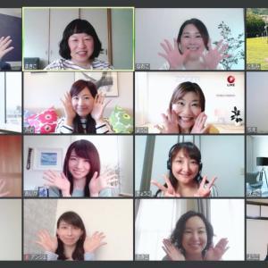 一日にzoom会議3つ(!) ウェビナー体験会&話し方講座&オンライン座談会に参加しました