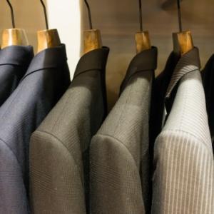 会社勤めのころのスーツが減らせないときは