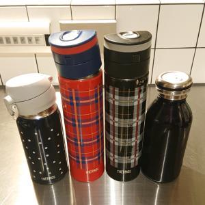 ステンレスボトルのお手入れには、酸素系漂白剤とメラミンスポンジが大活躍!