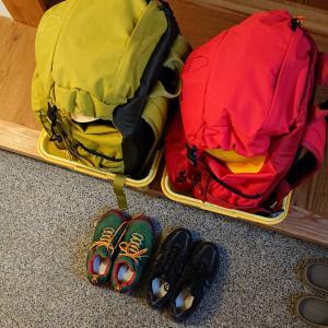 もしもをいつもに。防災の日は、避難袋のチェックの日。