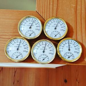 温湿度計を買うときに絶対確認してほしいのは、『誤差の大きさ』