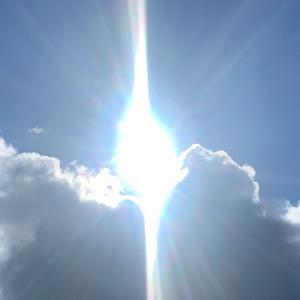 あまりに太陽が