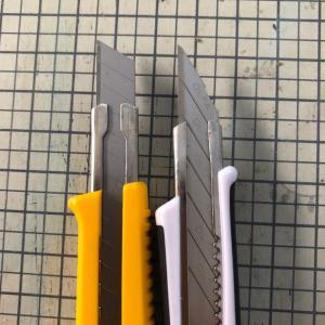 シリーズ「ツール」その4 切る道具-1