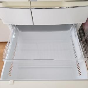 冷蔵庫まわりの大掃除