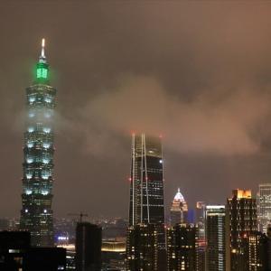 人生初の海外旅行・台湾