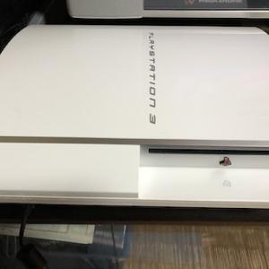 PS3との再開! #ブルーレイが観たくて #PS3買い戻しました