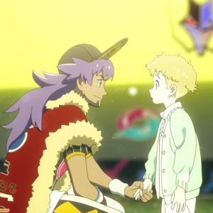 ポケモン剣盾webアニメ・薄明の翼最終話「空」 感想。