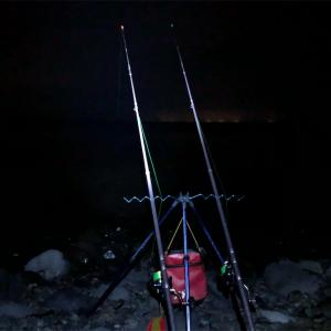 秋の鰍釣り開幕