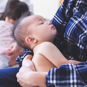 赤ちゃんがぐっすり眠れる環境とは?
