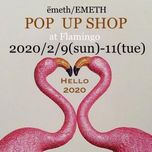 emeth/EMETH POP UP SHOP♡
