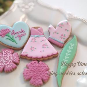 【募集】母の日に贈るアイシングクッキー