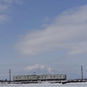 暖冬の津軽路(その1)