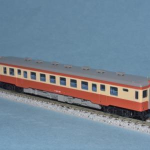 Tomix キハ52-100が入線しました。