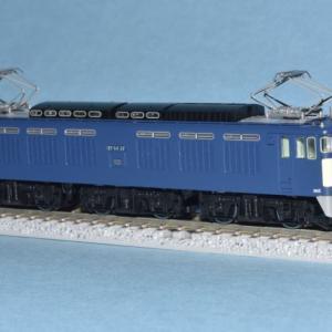 トミックス JR EF640形(37号機・復活国鉄色)が入線しました。