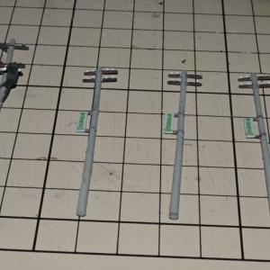 デスクトップレイアウト製作記 路面電車軌道04