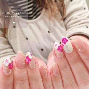 可愛らしい梅の花フレンチ♬
