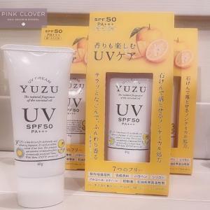 【新発売】UVクリームとマスクリフレッシュスプレー
