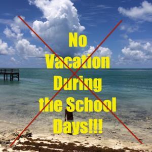 アメリカテキサス州で一学年中に認められる欠席日数