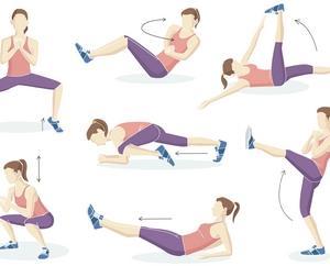 筋トレ+有酸素運動で体脂肪を減らす。「サーキットトレーニング」の効果とやり方