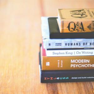 人生観がおおきく変わった本。感銘をうけた7冊