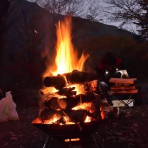 紅葉キャンプ(その2)