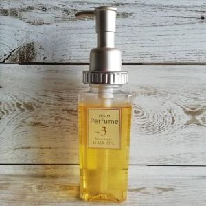 香り長続き「mixim Perfume モイストリペア ヘアオイル3 」