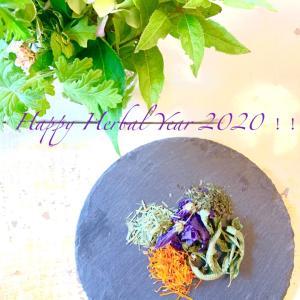Happy Herb  Year  の始まり