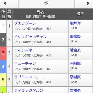 競馬のコト(第21回)~2021/4/14門別6R回顧