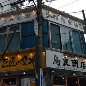 荻窪の鳥良商店ででっかいチキンカツを食べてきた・・・