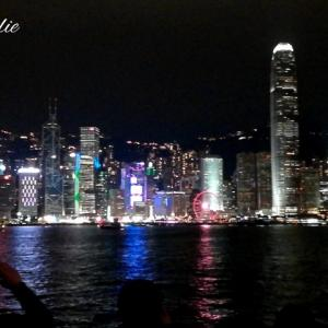 毎日でも見飽きない幻彩詠香江A Symphony of Lights