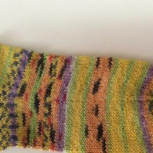 冬支度   帽子の 編み直し