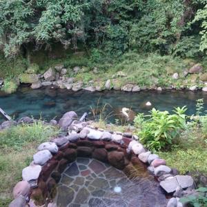 GOTO!憧れの菊池渓谷温泉岩蔵。