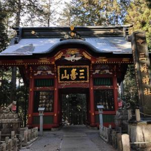光のロンド at 三峯神社