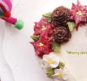 【12月募集】今年のクリスマスケーキは、どれにする?♡手作りするならこれ!