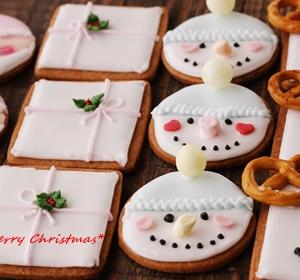 【満席】12/25(土)クリスマスアイシングクッキー教室♡高陽公民館