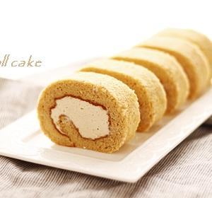 きび砂糖ロールケーキ♡苦手が好きになった瞬間