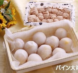 パイン大福♡お店で買ったような美味しさ♡まさか、あの銘菓に似ているとはレッスンレポ