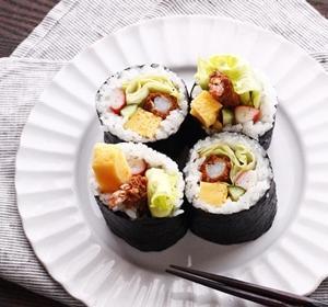 【残3席オンライン】好きな具材で家族に喜ばれる♡巻寿司基礎講座