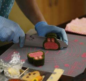 可愛すぎる♡初めて作るくむクッキーレッスンレポ!