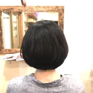 """""""自分の髪がまとまるとは思わなかった"""""""