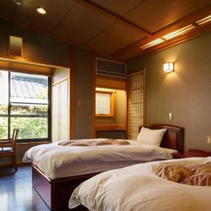 湯布院温泉のお勧めホテル 1泊1000円~