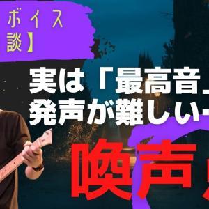 【ミックスボイス経験者向け☆喚声点(パッサージョ)】コレを制する者は【歌】を制する⁉︎