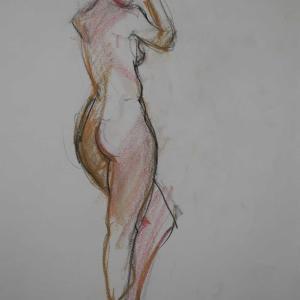 見返りのヌードモデル、美術モデルも募集