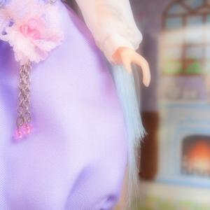 おたのしみドールマリーン/Application of dress