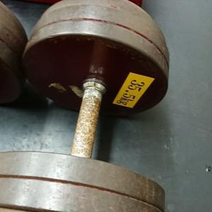 高重量トレーニングについて