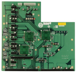 PICMG1.3バックプレーンボードSPXE-14S