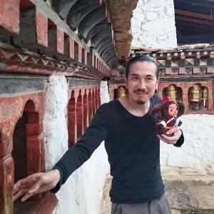 ブータン最古の寺院のキチュ・ラカンとお食事のマナーにブチギレ事件/ブータン旅行2019/5日目③