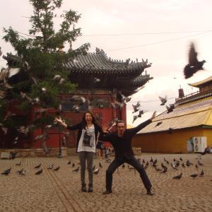ウランバートル市内観光(ガンダン寺、モンゴル民族舞踊)&総括/モンゴル旅行2012/5~6日目