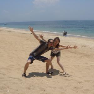 まさかの特典付き!?ザ・セントレジス・バリリゾートへ!/バリ島(ヌサドゥア)旅行2009/1日目