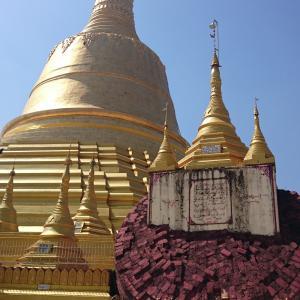 ミャンマーで一番高い仏塔!シュエモードー・パヤー inバゴー/ミャンマー旅行2019/10日目②